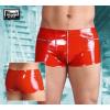 Lakk, zsebes boxer - piros (XL)