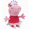 Ty. Plüss figura Beanie Babies Peppa Pig Lic 28 cm - Ballerina