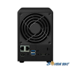 Synology DiskStation DS716+ 2x SSD/HDD 2x GbE NAS