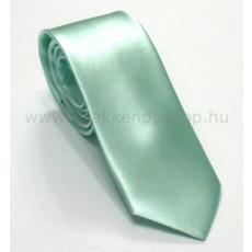 Szatén slim nyakkendõ - Mentha