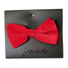 Goldenland csokornyakkendõ - Piros