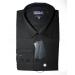 Goldenland slim hosszúujjú ing - Fekete