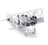 Metal Earth Metal Earth Fokker D-VII repülőgép fém szerelőjáték