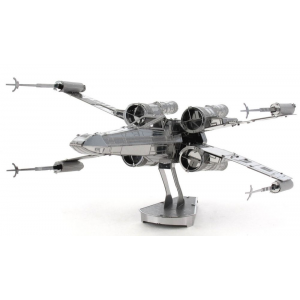 Metal Earth Metal Earth Star Wars X-Wing űrrepülő
