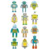 Maildor Cooky 3D matricák - Robotok