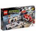 LEGO Speed Champion Porsche 919 Hybrid and 917K Pit Lane (75876)