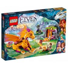 LEGO Elves A tűzsárkány lávabarlangja 41175 lego