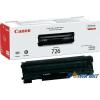 Canon CRG-726 fekete toner