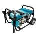 benzinmotoros áramfejlesztő, 6800 VA, 230V hordozható (EGI 68)