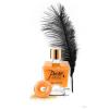 Bijoux Indiscrets Poeme luxus ehető testfesték szett strucctollal fánk ízben 50 ml