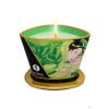 Shunga luxus zöld teás masszázsgyertya 170 ML