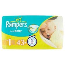 Pampers New Baby pelenka 1 méret, Newborn 43 db pelenka