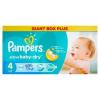 Pampers Active Baby-Dry pelenka 4 méret, maxi 106 db