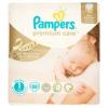 Pampers Premium Care pelenka 1 méret, newborn 88 db
