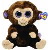 Ty. Plüss figura Beanie Boos 24 cm COCONUT - majom