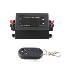 Sapho LED szalag vezérlő tápegység, távirányítóval (LDR851) világítás