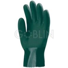 Euro Protection Vysol 27 cm csúszásgátlós polimer-neoprén, vegyszerálló kesztyû Actifresh®...