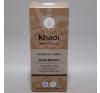 Khadi KHADI HAJFESTÉK POR SÖTÉTBARNA hajfesték, színező