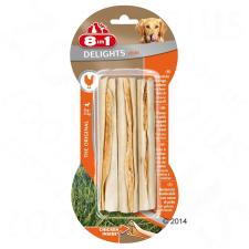 8in1 Delights rágórúd - 6 x 3 db (6 x 75 g) jutalomfalat kutyáknak