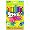 Scentos Illatos vékony filctoll - élénk színek