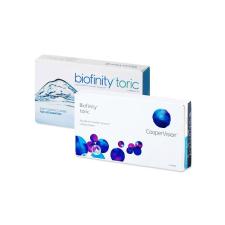 Coopervision Biofinity Toric - 3 darab kontaktlencse
