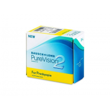 Bausch & Lomb PureVision 2 Multi-Focal for Presbyopia - 6 darab kontaktlencse
