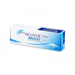 Johnson & Johnson 1 Day Acuvue Moist - 30 darab