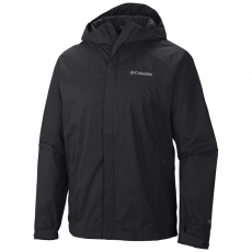 Columbia Watertight II Jacket Esőkabát,széldzseki D (1533891-o_010-Black)