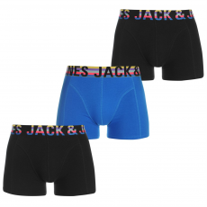 Jack and Jones Boxeralsó Jack and Jones Mix Type 3 Pack Boxers fér.