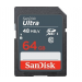 Sandisk SD CARD 64GB SANDISK ULTRA UHS-I 48MB/s