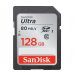 Sandisk SD CARD 128GB SANDISK ULTRA UHS-I 80MB/s