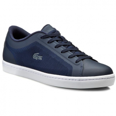 Lacoste Félcipő LACOSTE - Straightset 116 4 Spw 7-31SPW0074003 Nvy