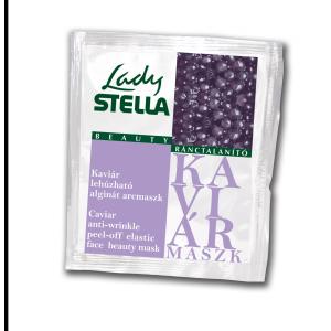 Lady Stella Kaviár Ránctalanító lehúzható alginát pormaszk 6 g