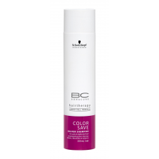 Schwarzkopf Professional Bonacure Color Save ezüst reflex sampon, 250 ml sampon