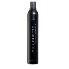 Schwarzkopf Professional Silhouette szupererős hajhab, 500 ml hajformázó
