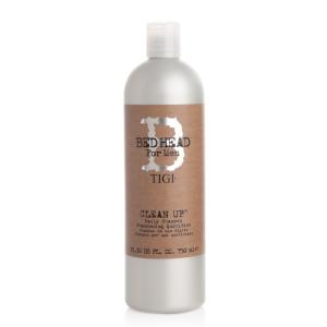 Tigi Bed Head for Men Clean Up Daily borsmentás sampon, 750 ml