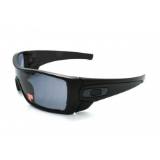 Oakley Batwolf 009101-04 MATTE BLACK GREY POLARIZED