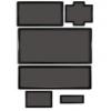 DEMCIFLEX porszûrõ készlet Fractal Design R5 - fekete