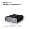 Akasa Newton S UCFF ház (Intel NUC), 65W tápegység, OEM - fekete A-NUC15-M1B