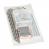 Impactics Coolset AS-6, ASUS/ASRock AM1 Mini-ITX alaplapokhoz