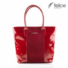 Felice Magari piros válltáska