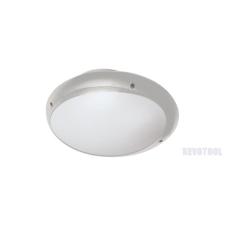Home AQUA OVAL OPAL vízálló fali, mennyezeti lámpa, szürke világítás