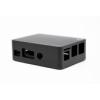 anidées anidees AI-PI Raspberry Pi 2 / Pi 3 Unibody ház, Aluminium - fekete AI-PI-BB-AL