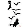 Fekete falmatrica - Denevér - Állatos #90