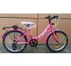 KPC Bike KPC Fairy 20 6 sebességes gyerek kerékpár gyermek kerékpár