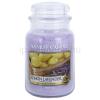 Yankee Candle Lemon Lavender illatos gyertya  623 g + minden rendeléshez ajándék.