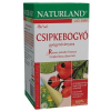 Naturland csipkebogyó gyógynövény tea 25db