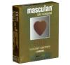 Masculan Gold Luxury Edition óvszer 3db óvszer
