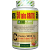 Herbioticum C-vitamin 1000mg + Rose Hips 50mg tabletta 100db