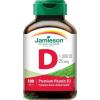 Jamieson D3-vitamin 1000IU tabletta 100db